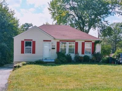 3416 Westridge Lane, St Ann, MO 63074 - MLS#: 18080387