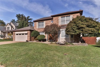 768 Forder Crossing Court, St Louis, MO 63129 - MLS#: 18080422