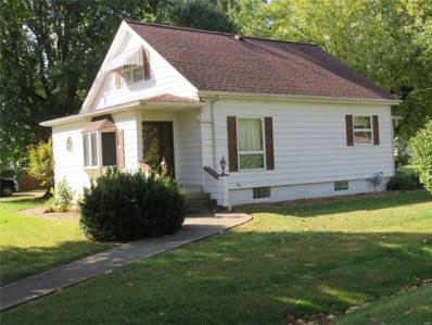 600 High Street, Gillespie, IL 62033 - MLS#: 18080479
