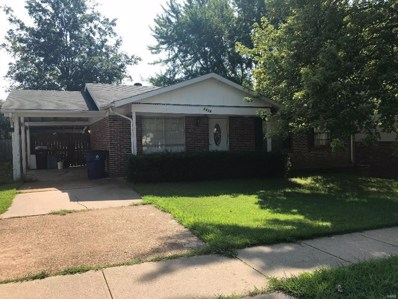 2418 Millvalley Drive, Florissant, MO 63031 - MLS#: 18080483