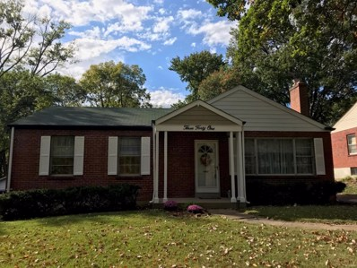 341 S Old Orchard Avenue, St Louis, MO 63119 - MLS#: 18080516
