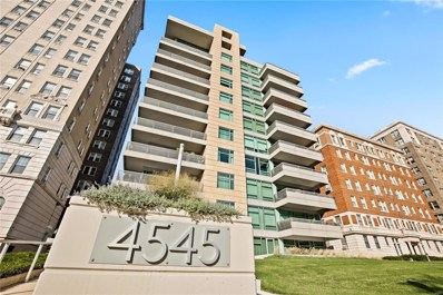 4545 Lindell Boulevard UNIT 18, St Louis, MO 63108 - MLS#: 18080572