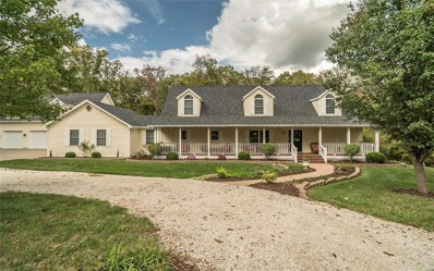 415 Staghorn Lane, Wright City, MO 63390 - MLS#: 18080588