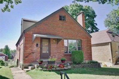 5472 Oleatha Avenue, St Louis, MO 63139 - MLS#: 18080681