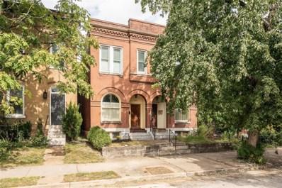 2007 Geyer Avenue, St Louis, MO 63104 - MLS#: 18080723