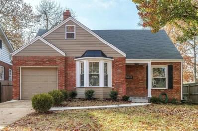 1327 Monier Place, St Louis, MO 63122 - MLS#: 18080728