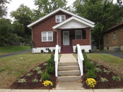 311 Roberta Avenue, St Louis, MO 63135 - MLS#: 18080766