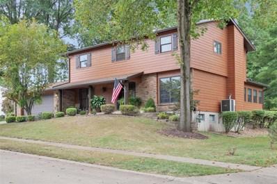 1159 Dutch Hollow Drive, Chesterfield, MO 63017 - MLS#: 18080796