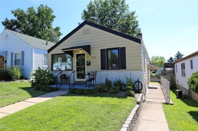 6732 Bancroft Avenue, St Louis, MO 63109 - MLS#: 18080829