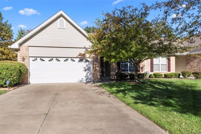3110 Country Bluff UNIT 30A, St Charles, MO 63301 - MLS#: 18080840