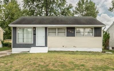 360 Shepley Drive, St Louis, MO 63137 - MLS#: 18080949