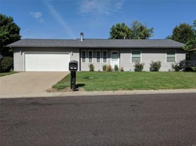 522 Meadowlark Street, Troy, IL 62294 - MLS#: 18080999