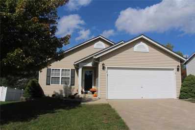 435 Picket Fence Drive, Wentzville, MO 63385 - MLS#: 18081198