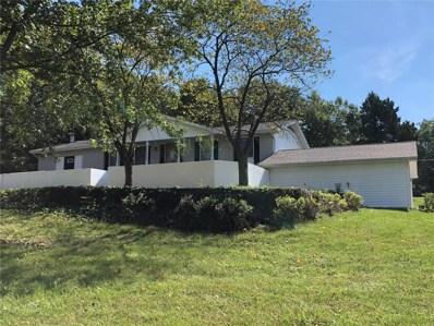 110 Green Meadows Drive, Wentzville, MO 63385 - MLS#: 18081200