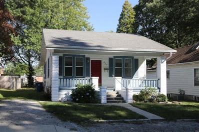 825 Prickett Avenue, Edwardsville, IL 62025 - MLS#: 18081208
