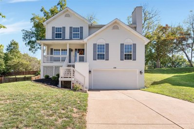 674 Canary Estates Drive, Manchester, MO 63021 - MLS#: 18081260