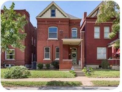 2133 California Avenue, St Louis, MO 63104 - MLS#: 18081271
