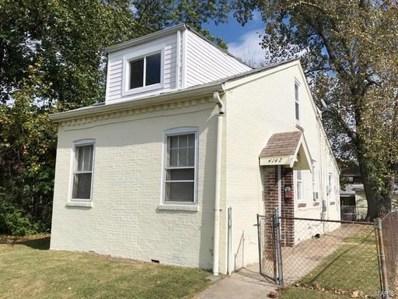4142 S Compton Avenue, St Louis, MO 63118 - MLS#: 18081304