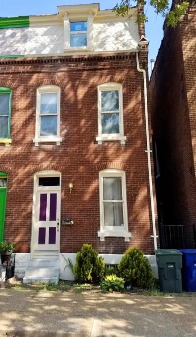 1305 Shenandoah Avenue, St Louis, MO 63104 - MLS#: 18081379