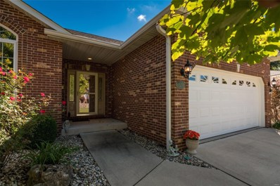 124 Briar Ridge, Maryville, IL 62062 - MLS#: 18081424