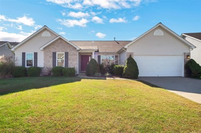 1987 Lunenburg Drive, St Peters, MO 63376 - MLS#: 18081470