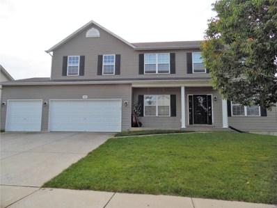 352 Rustic Oaks Drive, Wentzville, MO 63385 - MLS#: 18081488