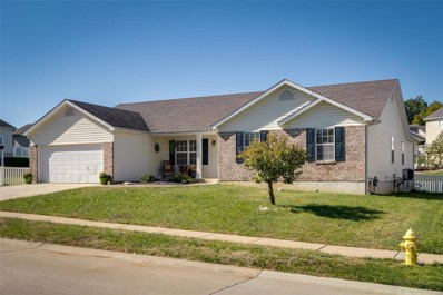 621 Big Bend Drive, Wentzville, MO 63385 - MLS#: 18081501
