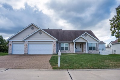 4 Augusta Downs Drive, St Peters, MO 63376 - #: 18081511