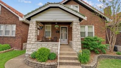 5718 Finkman, St Louis, MO 63109 - MLS#: 18081545