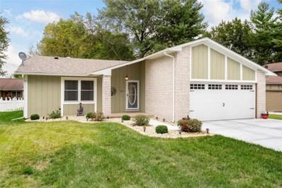 1201 Jane Drive, Gillespie, IL 62033 - MLS#: 18081571