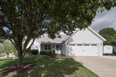 312 Lazy Branch Drive, St Peters, MO 63376 - MLS#: 18081573