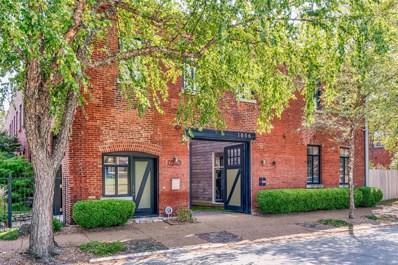 1856 Menard Street, St Louis, MO 63104 - MLS#: 18081606