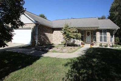 307 E Meadow Brook Drive, Freeburg, IL 62243 - MLS#: 18081619