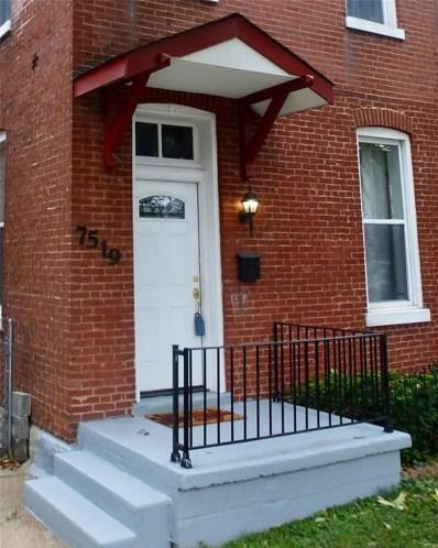 7519 Virginia Avenue, St Louis, MO 63111 - MLS#: 18081692