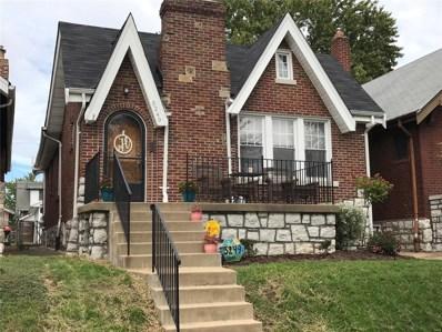 5249 Delor Street, St Louis, MO 63109 - MLS#: 18081838