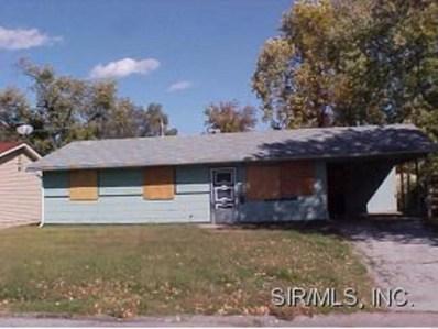 1165 George Street, Cahokia, IL 62206 - MLS#: 18081859