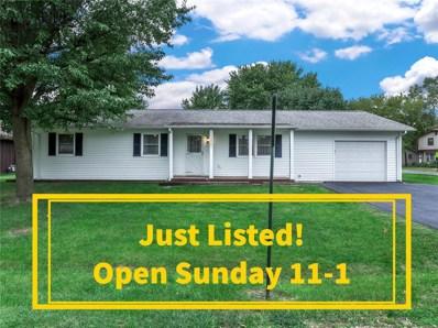 1300 Jane Drive, Gillespie, IL 62033 - MLS#: 18081884