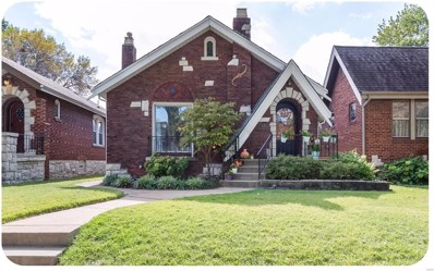 5728 Milentz Avenue, St Louis, MO 63109 - MLS#: 18081893