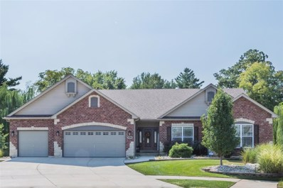 1200 Cashmere Lane, St Peters, MO 63376 - MLS#: 18081901