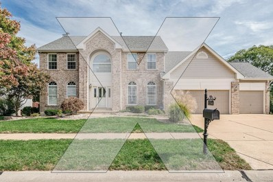 1334 Wellington View Place, Wildwood, MO 63005 - MLS#: 18081912