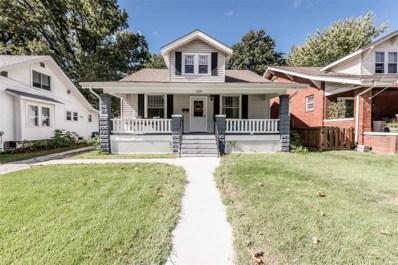 1223 Lindenwood Avenue, Edwardsville, IL 62025 - #: 18082155