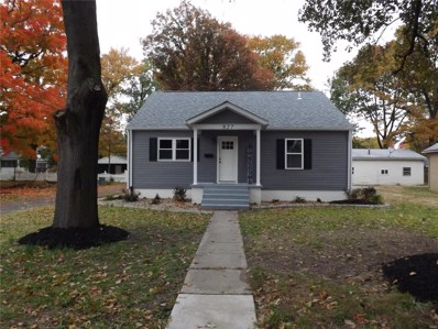827 Longfellow Avenue, Wood River, IL 62095 - MLS#: 18082185