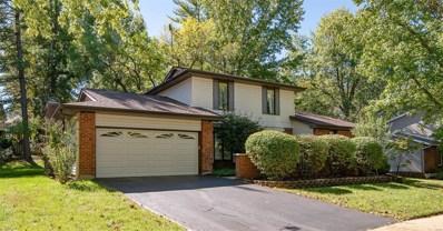 15552 Golden Ridge Court, Chesterfield, MO 63017 - MLS#: 18082215