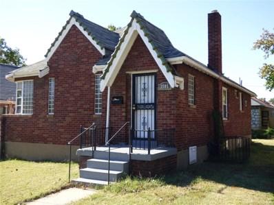 3505 Avondale Avenue, St Louis, MO 63121 - MLS#: 18082328