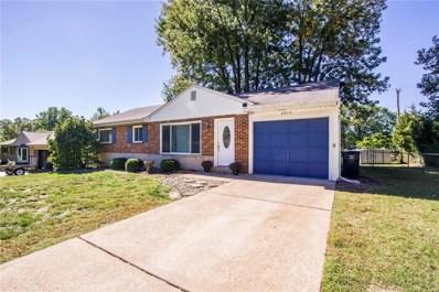 8815 Glen Rose Drive, St Louis, MO 63126 - MLS#: 18082353