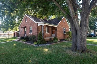 304 W Van Buren Street, Millstadt, IL 62260 - MLS#: 18082397