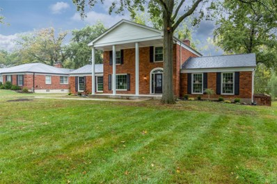 14 Brook Mill Lane, Chesterfield, MO 63017 - MLS#: 18082420