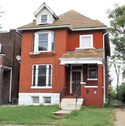 4039 Page Boulevard, St Louis, MO 63113 - MLS#: 18082468