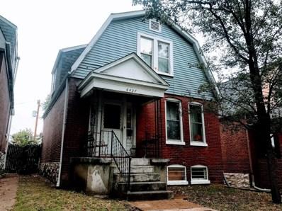4427 Wilcox Avenue, St Louis, MO 63116 - MLS#: 18082518