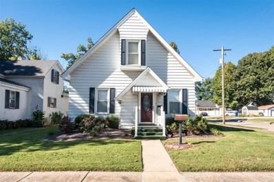 1123 N Church Street, Belleville, IL 62221 - MLS#: 18082622